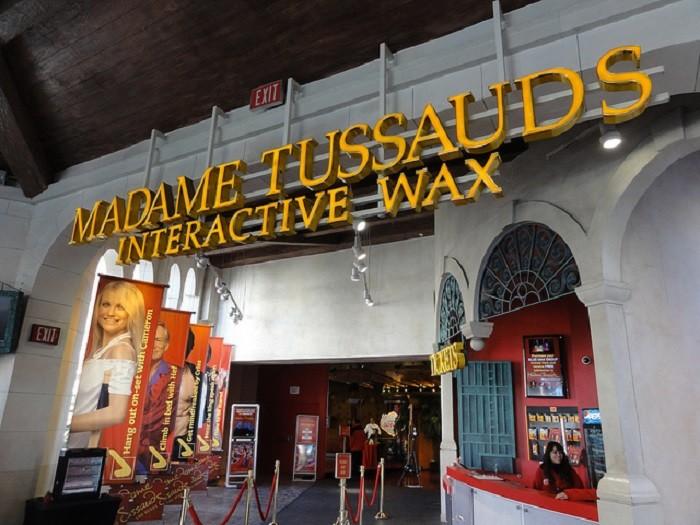 12. Madame Tussauds Wax Museum - Las Vegas