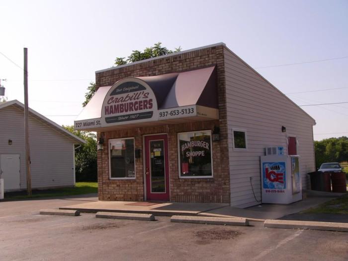 6) Crabill's Hamburger Shop (Urbana)