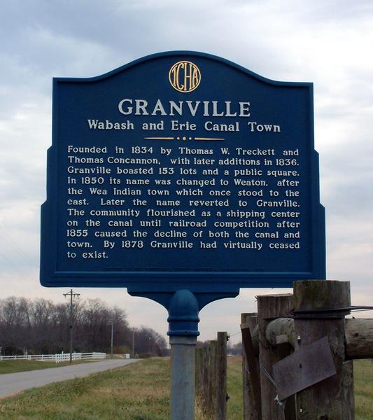 9. Granville
