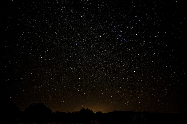 14) There's just no place like Texas for star-gazing. Nope, none can compare!