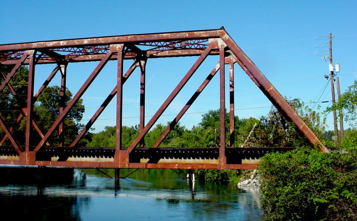 7) Sixth Street Bridge - Augusta Railroad Bridge