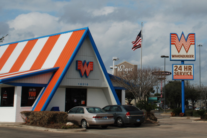 10) Eaten at our favorite fast food joint on multiple occasions and didn't have any regrets about it.