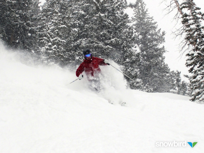2) Skiing and Snowboarding