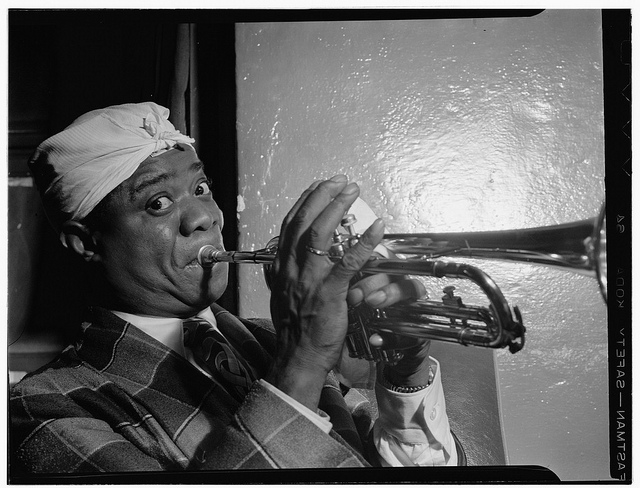 14. Louis Armstrong