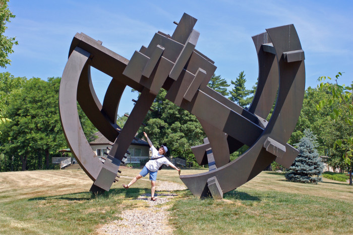 13) Pyramid Hill Sculpture Park and Museum