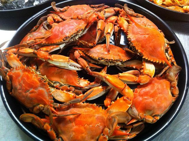 9. Crabfest Lacombe