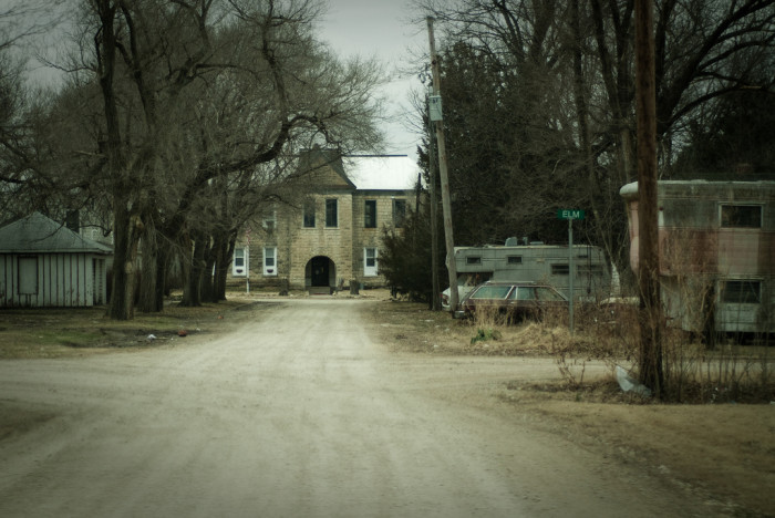 5 Creepy Ghost Towns In Kansas