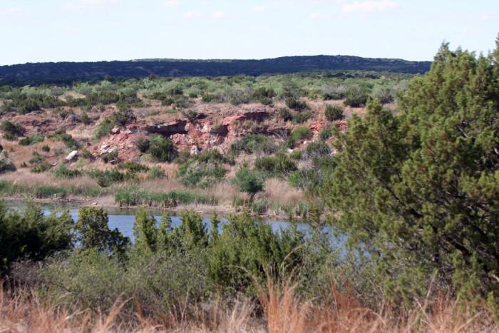 8) Copper Breaks State Park (Quanah)