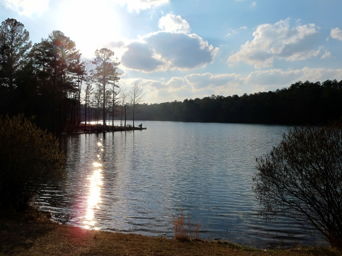 4. Oak Mountain State Park - Pelham, Alabama