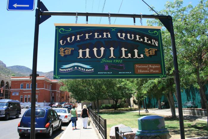 3. The Copper Queen Hotel, Bisbee