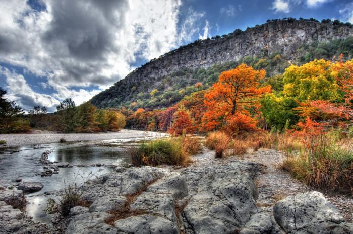 12) Garner State Park