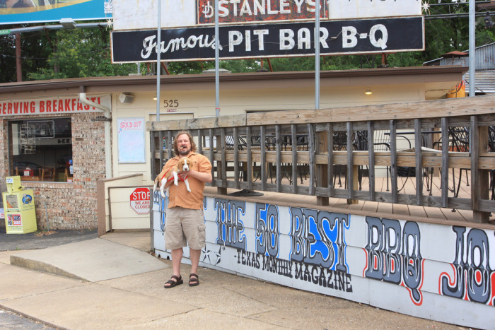 10) Stanley's Famous Pit BBQ (Tyler)