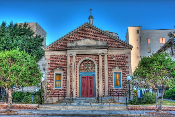 16. Mildred Ellis Culbreath Memorial Chapel