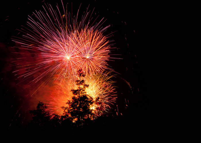 1) Addison Kaboom Town! (July 3rd from 5PM to midnight - Addison)