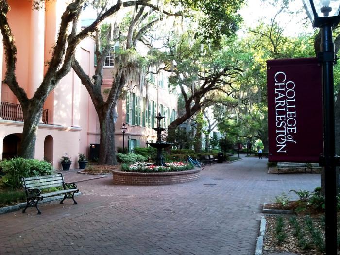 8. Charleston, SC