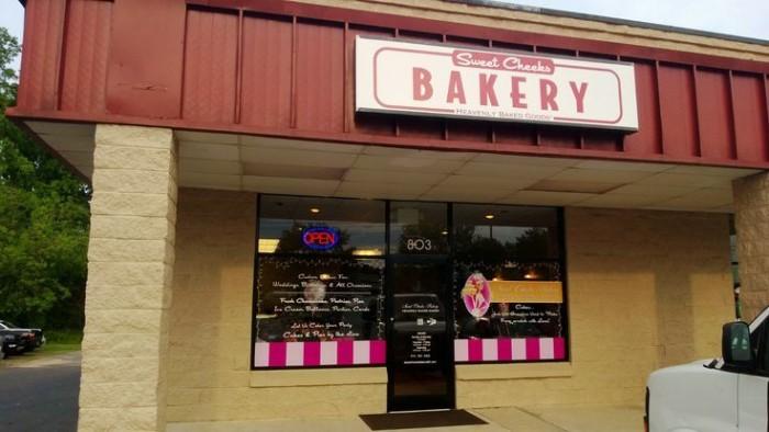 4. Sweet Cheeks Bakery, Apex