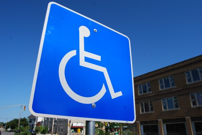 5. It's a crime to use a dead person's handicapped parking sign or license plate