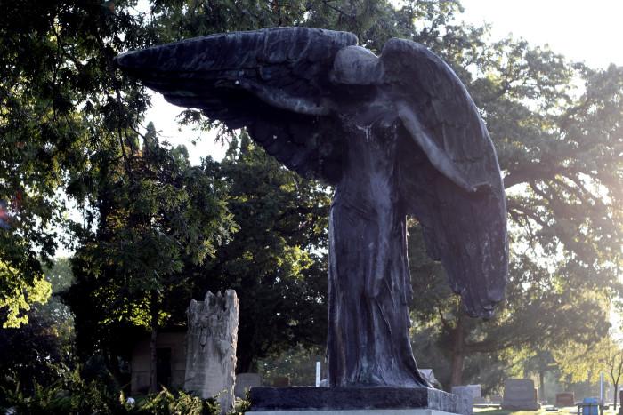 5. Black Angel of Iowa City