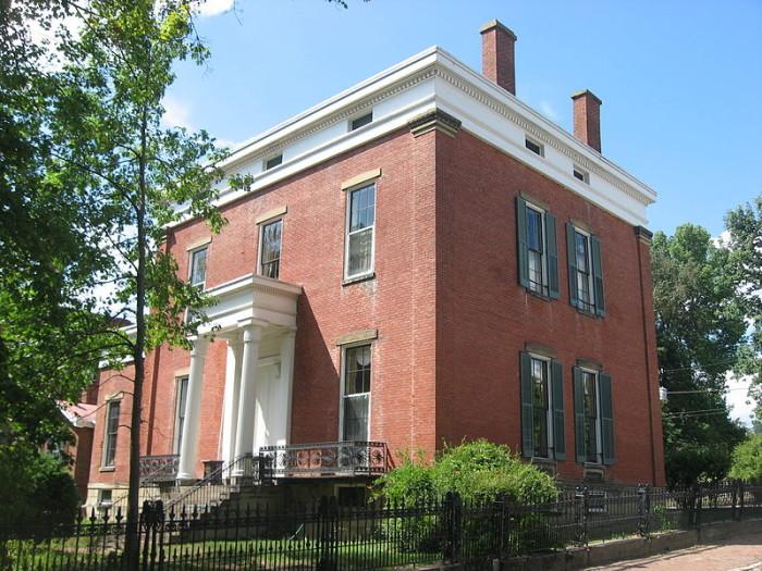 6. Charles L. Shrewsbury House