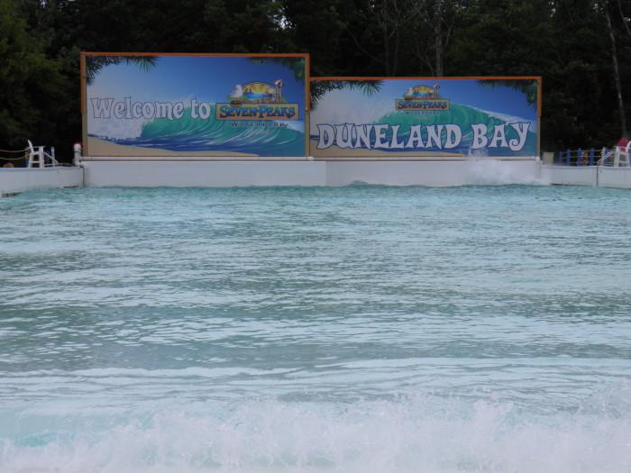 6. Seven Peaks Waterpark Duneland