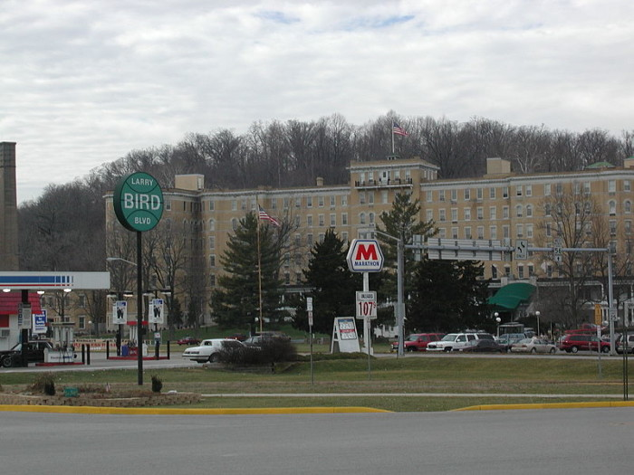 6.) French Lick