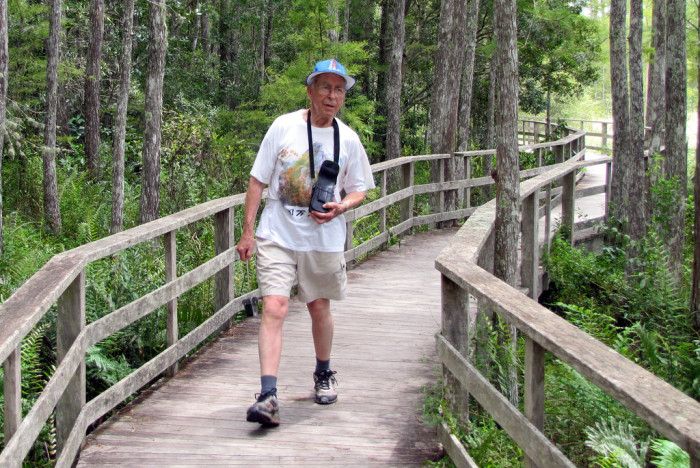 3. Dads love manly things, like hiking.
