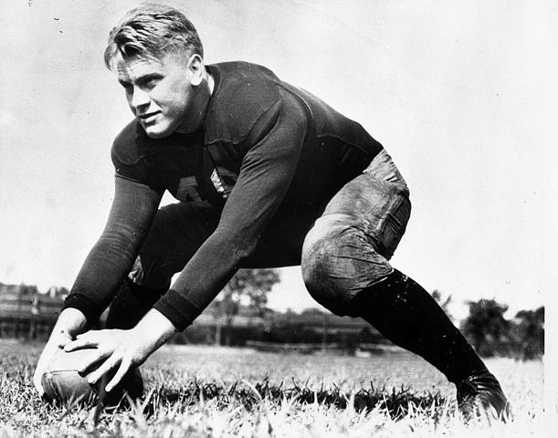 13) Grand Rapids' very own Gerald Ford was the 38th president.