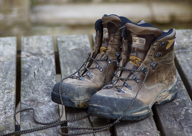 3. A Good Pair of Hiking Boots
