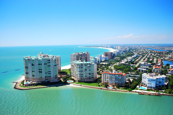 9. Aerial View of Collier Florida