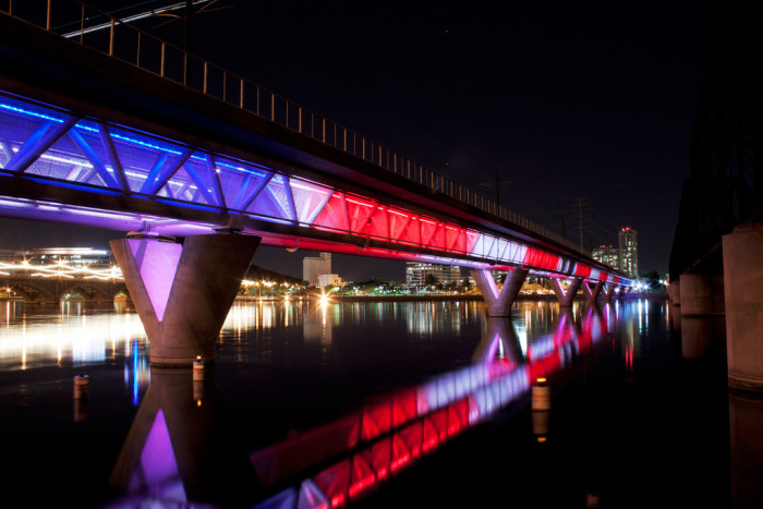 19. Tempe Town Lake, Maricopa County