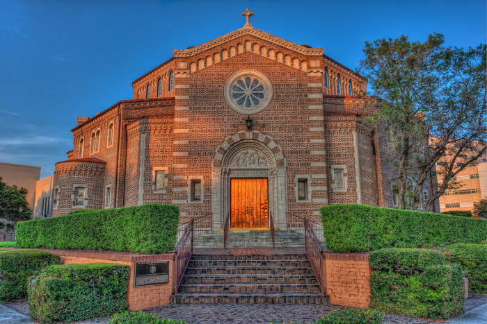 4. St. Mary Our Lady of Grace Catholic Church