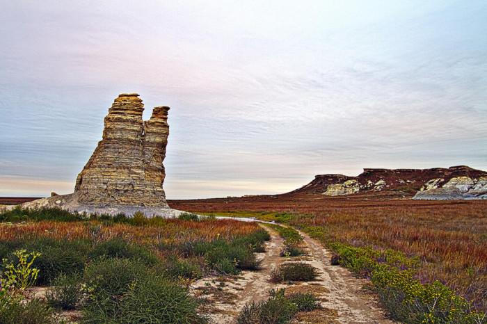 8.) Explore Castle Rock.