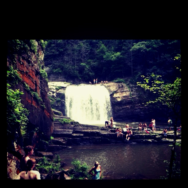 12. Twisted Falls, Boone