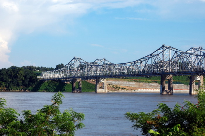 6. The Mississippi River Bridge