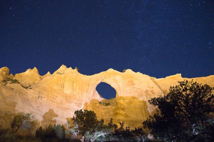 8. Window Rock