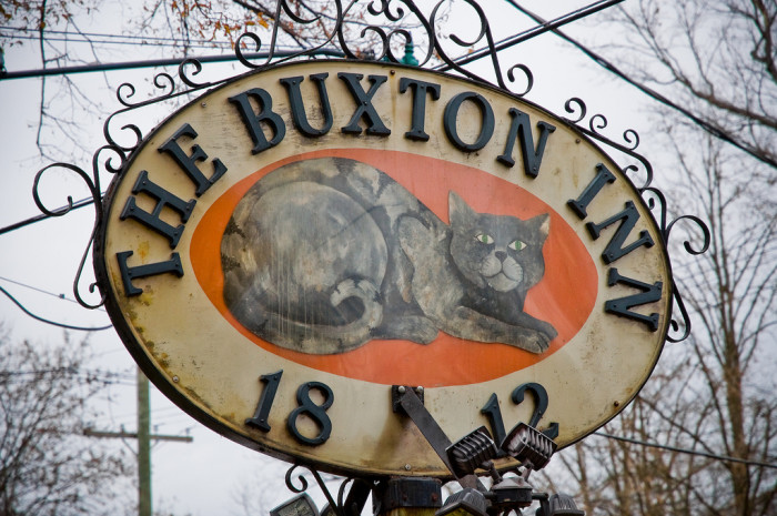 5) The Buxton Inn (Granville)