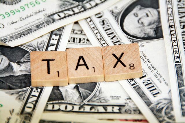 8. Man, taxes are so annoying.