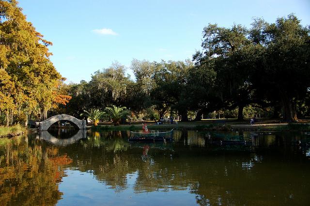 8. City Park (New Orleans)