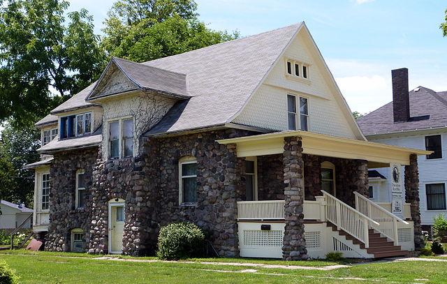 8) The Theodore Roethke House, Saginaw