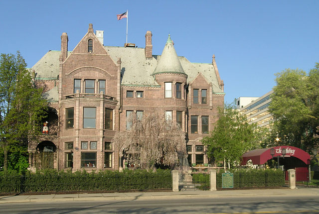 4) The David Whitney House, Detroit
