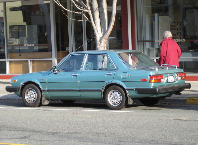 3. A car