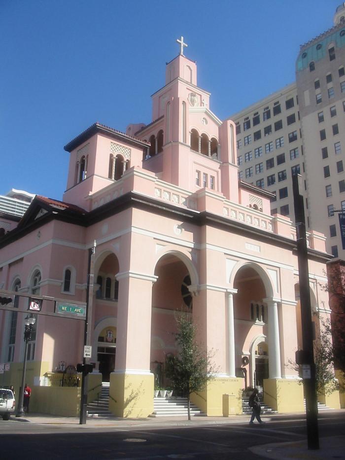 20. Gesu Church