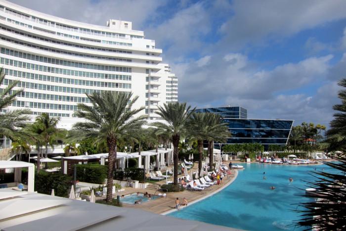 6. Fontainebleau Miami Beach