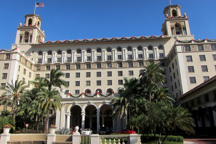 7. The Breakers Palm Beach