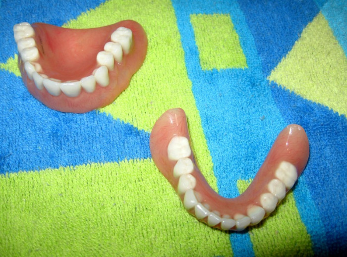 8. In Las Vegas, it's illegal to pawn your dentures.