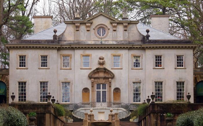 9) Swan House in Atlanta