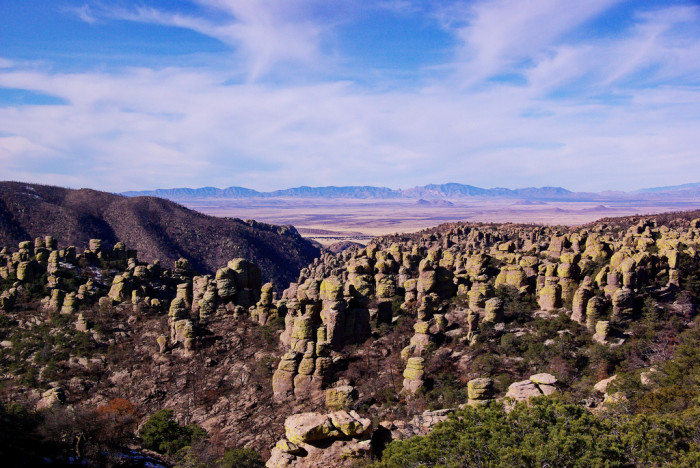 1. The Big Loop, Chiricahua National Monument