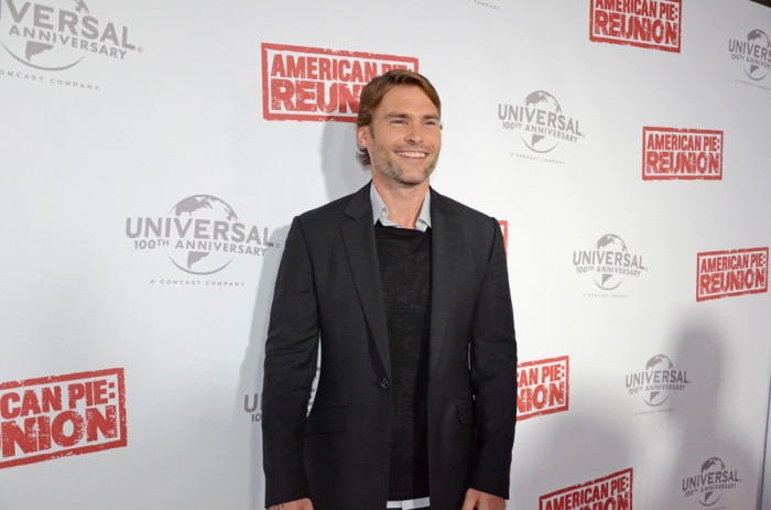 5. Seann William Scott - From Cottage Grove, MN this actor is best known for the American Pie movies.