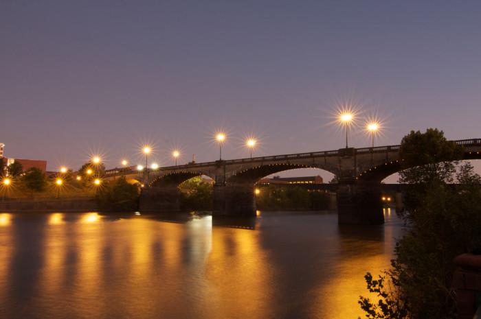 5) Dillingham Street Bridge--Muscogee County
