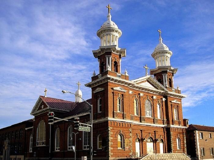 3. St. Thomas Aquinas Cathedral in Reno, Nevada.